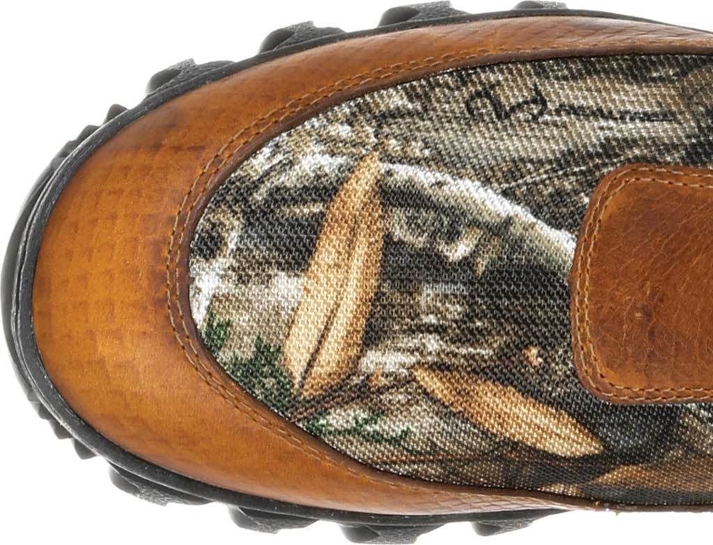 Men's Rocky King Snake BOA Fit System Snake Waterproof Boot, Realtree Edge Leather, large, image 5