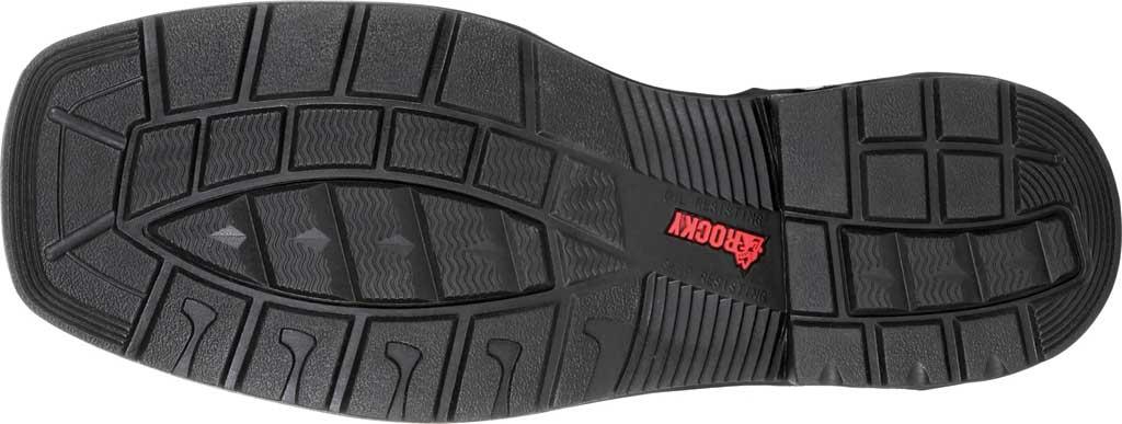 "Men's Rocky Worksmart 11"" Western Boot, Brown Full Grain Leather, large, image 6"