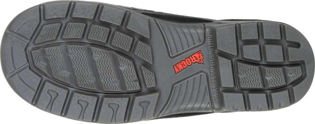 Women's Rocky Worksmart Waterproof Work Boot, Brown Full Grain Leather, large, image 6