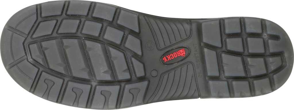 Men's Rocky Worksmart Waterproof Work Boot, Brown Full Grain Leather, large, image 6