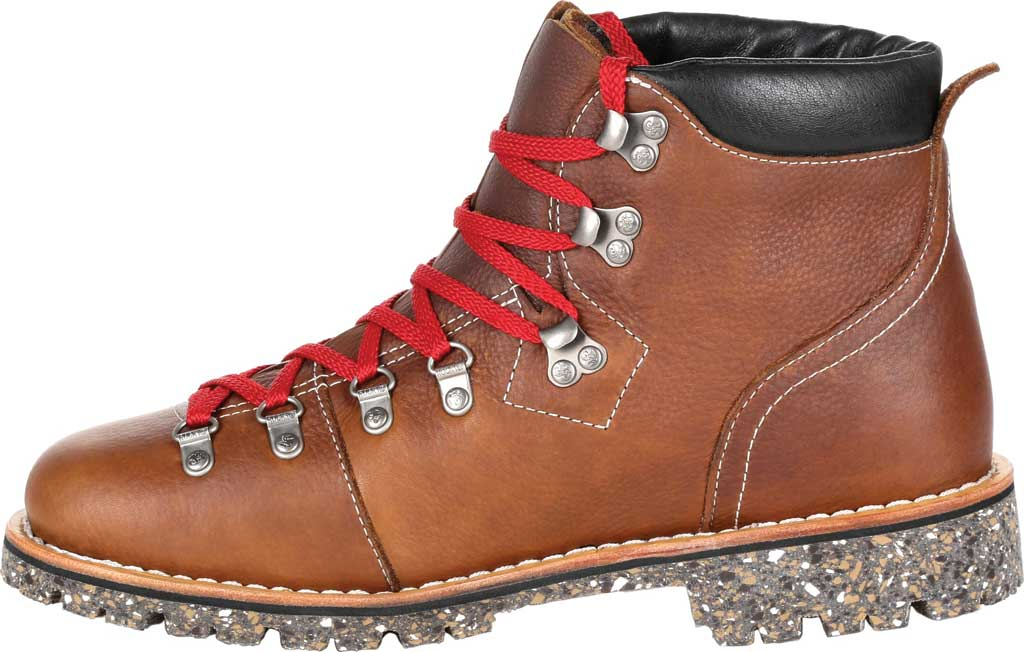 """Men's Rocky Collection 32 Small Batch 6"""" Boot, Brown Full Grain Leather, large, image 3"""