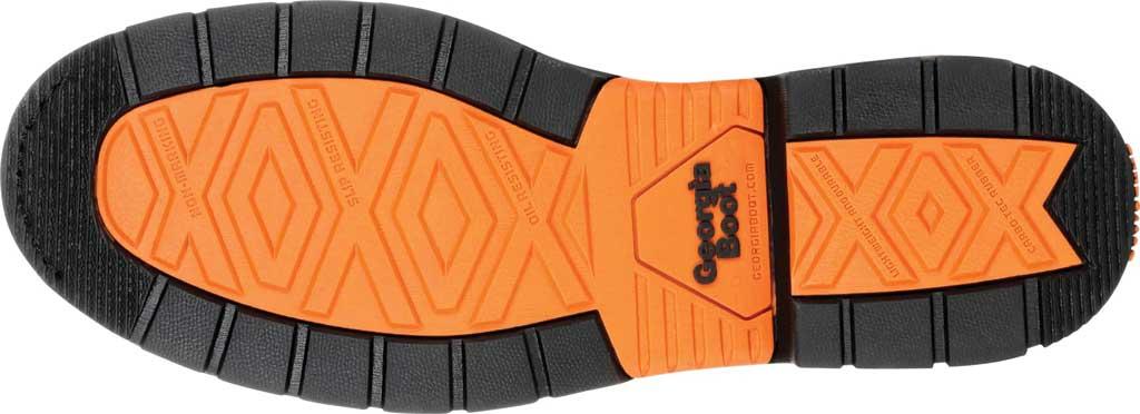 Men's Georgia Boot GB00310 Carbo-Tec LT WP Steel Toe Work Boot, Brown Full Grain SPR Leather, large, image 6