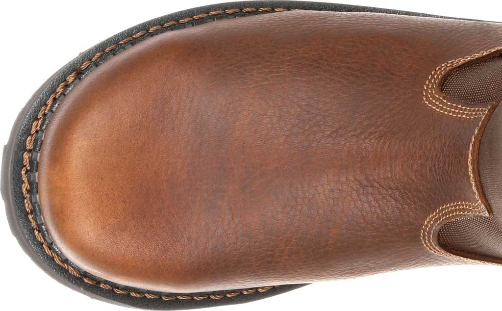 Men's Georgia Boot GB00319 Georgia Giant Revamp ST Pull-On Work Boot, Brown Full Grain Leather/Nylon, large, image 5