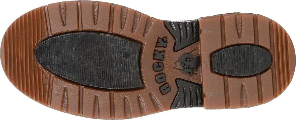 """Children's Rocky 8"""" Ride FLX Wellington RKW0301C - Little Kid, Old Town Brown/Tan Leather, large, image 6"""