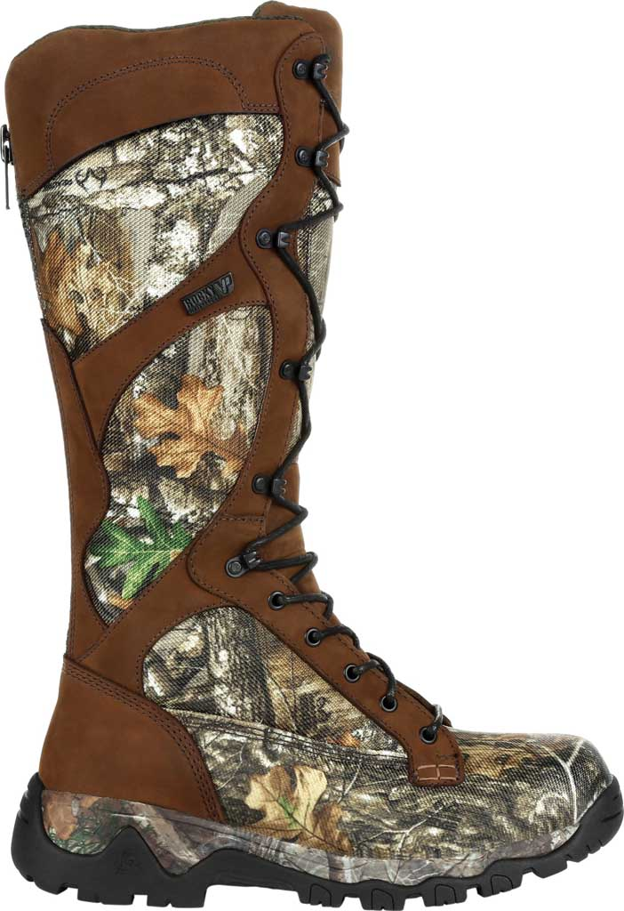 Men's Rocky Red Mountain Waterproof Snake Boot RKS0449, Realtree Edge Leather, large, image 2