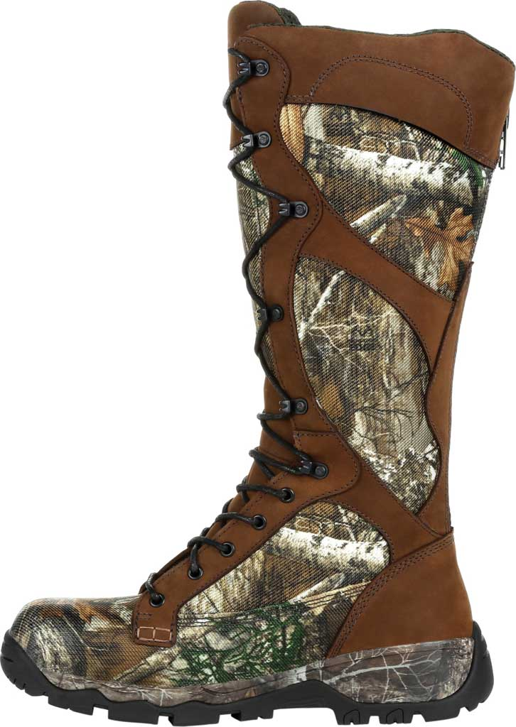 Men's Rocky Red Mountain Waterproof Snake Boot RKS0449, Realtree Edge Leather, large, image 3