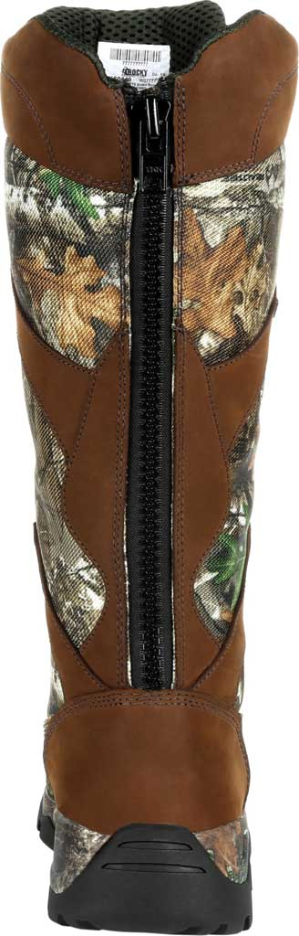Men's Rocky Red Mountain Waterproof Snake Boot RKS0449, Realtree Edge Leather, large, image 4
