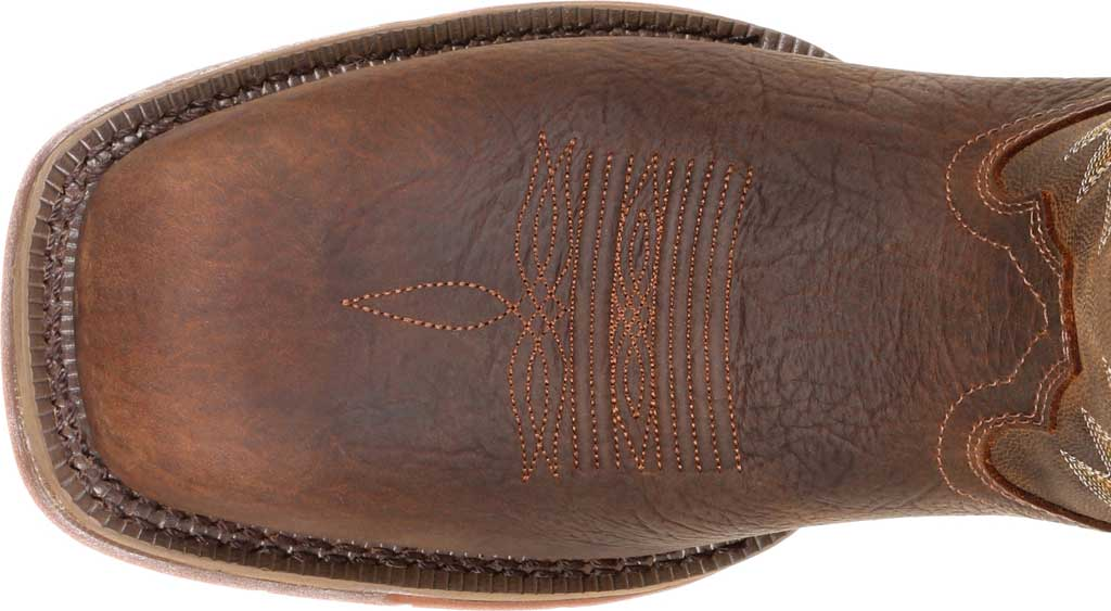 Men's Rocky Long Range Composite Toe Waterproof Boot RKW0303, Distressed Brown Full Grain Leather, large, image 5