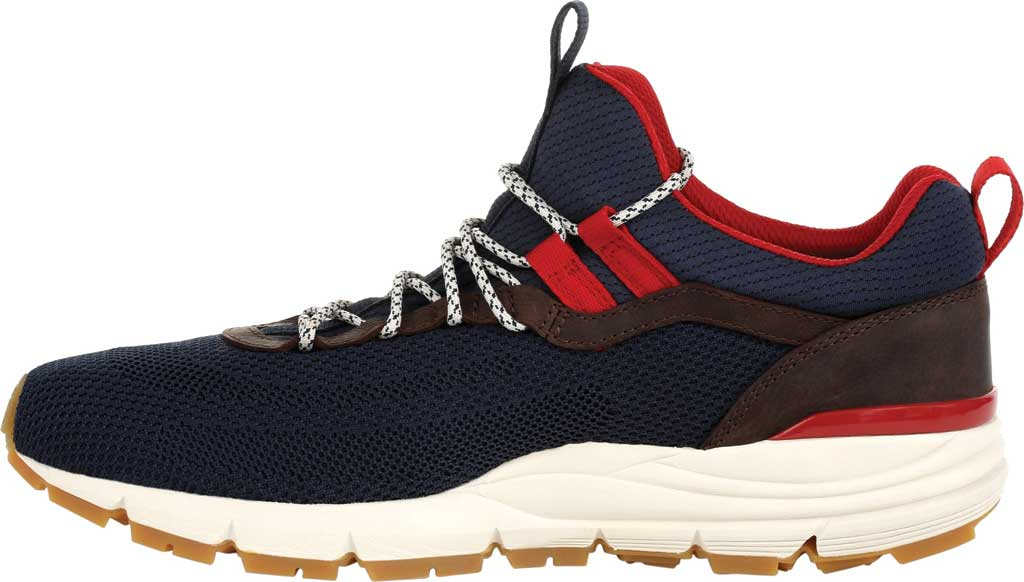 Men's Rocky Rugged AT Outdoor Sneaker RKS0451, Trail Brown Navy Knit, large, image 3