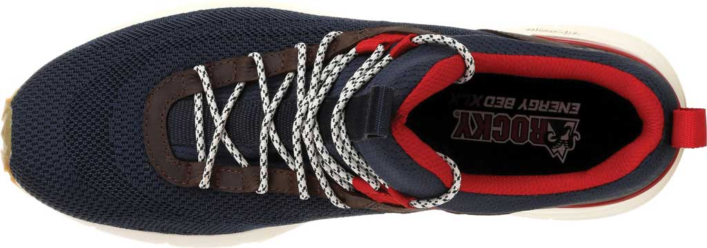 Men's Rocky Rugged AT Outdoor Sneaker RKS0451, Trail Brown Navy Knit, large, image 5
