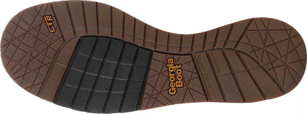 Men's Georgia Boot GB00348 Wedge Steel Toe Work Boot, Brown Full Grain Leather, large, image 6