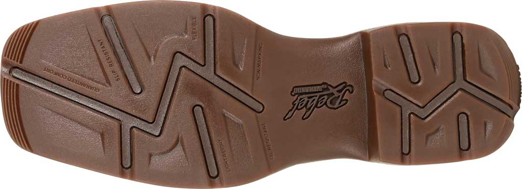 Men's Durango Boot DDB0271 Rebel Western Boot, Trail Brown Full Grain Leather/Faux, large, image 6