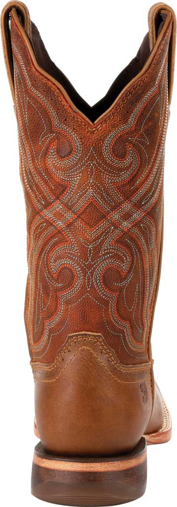 Women's Durango Boot DRD0380 Arena Pro Western Boot, Chestnut Full Grain Leather, large, image 4