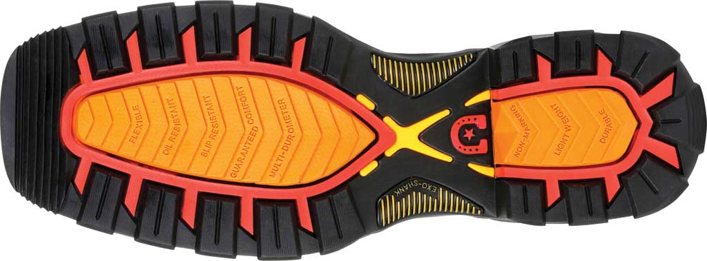 Men's Durango Boot DDB0267 Maverick XP Steel Toe WP Lacer Work Boot, Russet Full Grain Leather, large, image 6