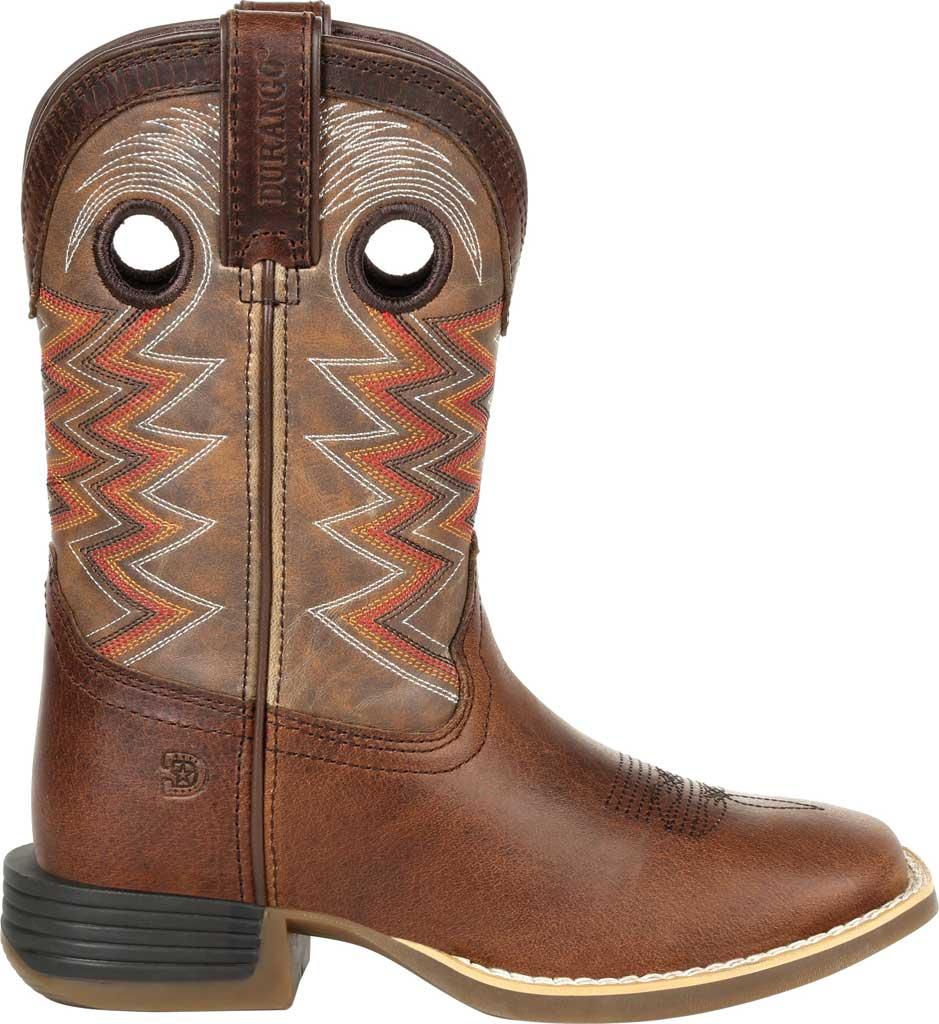 Children's Durango Boot DBT0226Y Lil' Rebel Pro Big Kid Western Boot, Tiger Eye Full Grain Leather/Faux, large, image 2