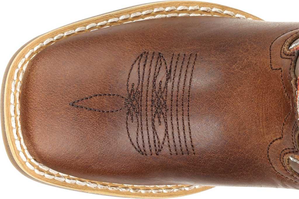 Children's Durango Boot DBT0226Y Lil' Rebel Pro Big Kid Western Boot, Tiger Eye Full Grain Leather/Faux, large, image 5
