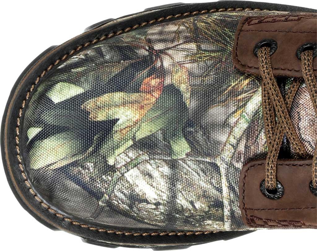 Men's Rocky MTN Stalker WP Insulated Outdoor Boot RKS0475, Brown/Mossy Oak Country Nylon/Full Grain Leather, large, image 5
