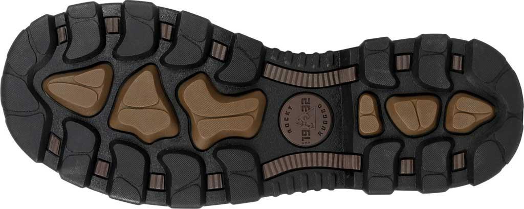 Men's Rocky MTN Stalker WP Insulated Outdoor Boot RKS0475, Brown/Mossy Oak Country Nylon/Full Grain Leather, large, image 6