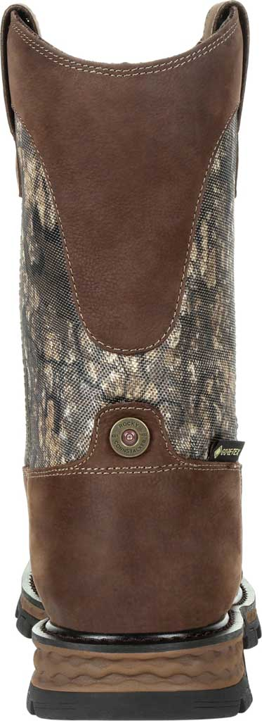 Men's Rocky Cornstalker NXT GTX WP Insulated Boot RKS0466, Realtree Timber Cordura/Full Grain Leather, large, image 4