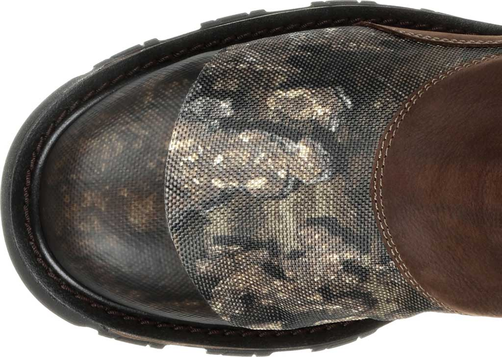 Men's Rocky Cornstalker NXT GTX WP Insulated Boot RKS0466, Realtree Timber Cordura/Full Grain Leather, large, image 5