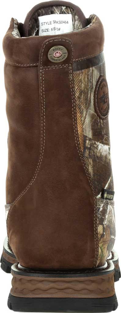 Men's Rocky Cornstalker NXT GTX WP Insulated Boot RKS0464, Realtree Edge Cordura/Full Grain Leather, large, image 4