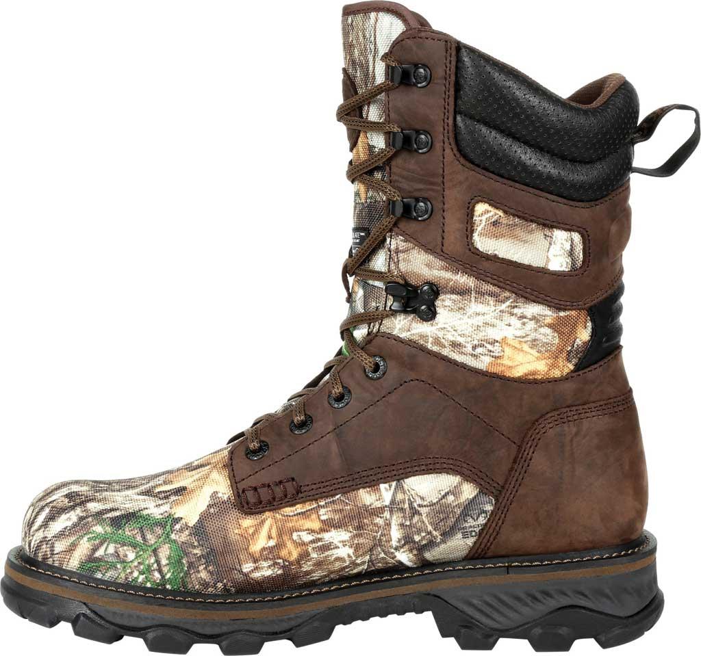Men's Rocky MTN Stalker WP Insulated Outdoor Boot RKS0474, Realtree Edge Full Grain Leather/Nylon, large, image 3