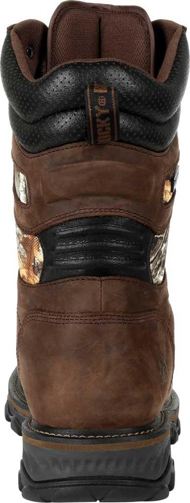 Men's Rocky MTN Stalker WP Insulated Outdoor Boot RKS0474, Realtree Edge Full Grain Leather/Nylon, large, image 4