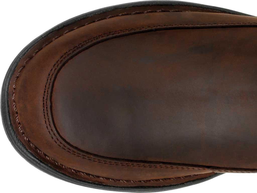 Men's Rocky Legacy 32 Waterproof Outdoor Chelsea Boot RKS0472, Chocolate Brown Full Grain Leather, large, image 5