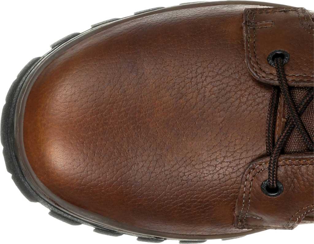 Men's Rocky Outback Plain Toe GTX WP Outdoor Boot RKS0476, Brown Full Grain Leather, large, image 5