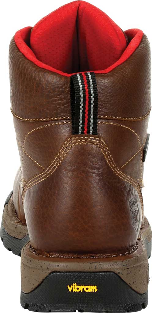 "Men's Rocky Legacy 32 6"" CT Waterproof Work Boot RKK0301, Brown Full Grain Leather, large, image 4"