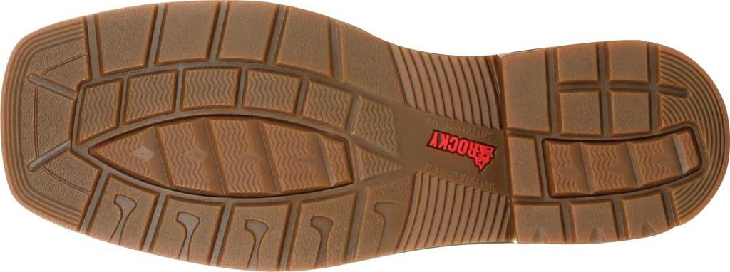 Men's Rocky Worksmart PR Composite Toe Waterproof Boot RKW0325, Brown Full Grain Leather, large, image 6