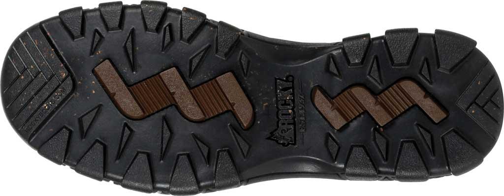 Men's Rocky Oak Creek Camo Slip On Shoe RKS0484, Realtree Timber Nylon/Full Grain Leather, large, image 6