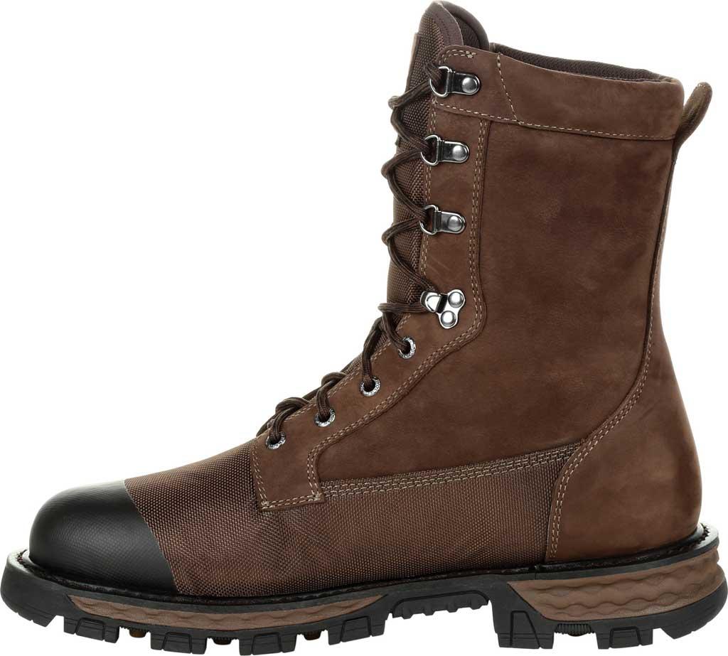 Men's Rocky Cornstalker NXT GTX WP Insulated Boot RKS0463, Bark Brown Cordura/Full Grain Leather, large, image 3