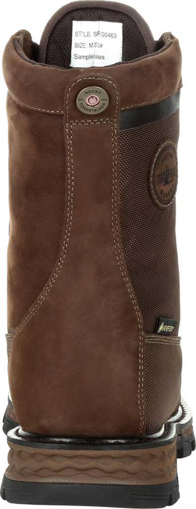 Men's Rocky Cornstalker NXT GTX WP Insulated Boot RKS0463, Bark Brown Cordura/Full Grain Leather, large, image 4
