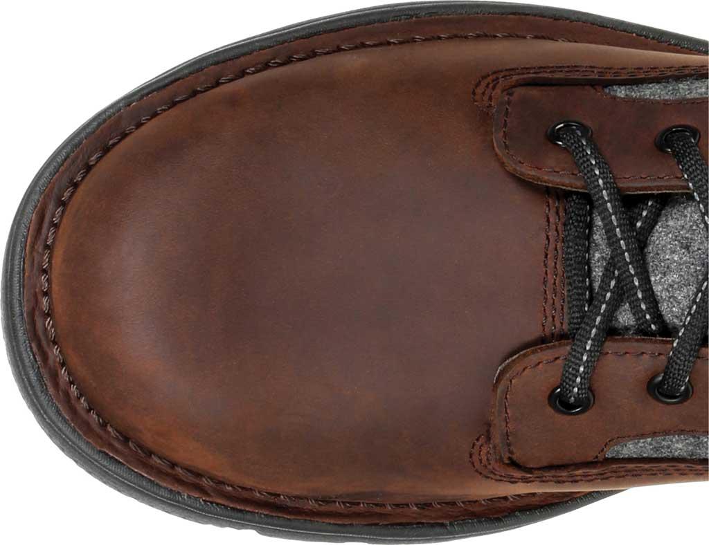 Men's Rocky Legacy 32 Waterproof Outdoor Boot RKS0470, Brown Wool/Full Grain Leather, large, image 5