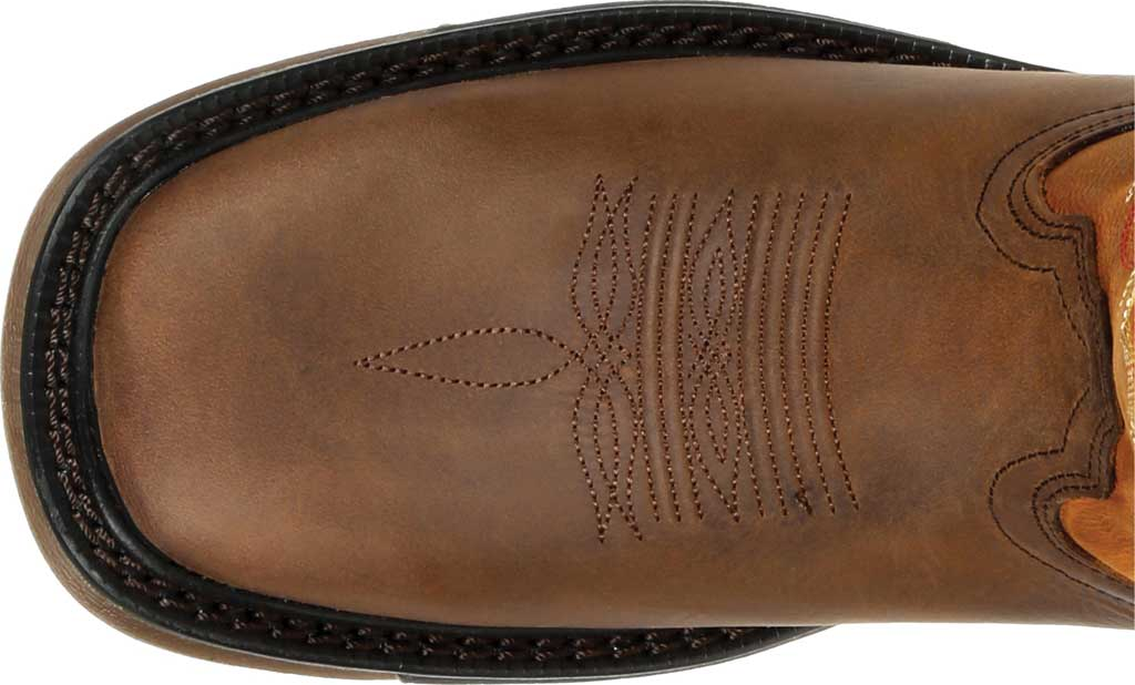 Women's Rocky Original Ride FLX Western Boot RKW0320, Brown/Chestnut Full Grain Leather, large, image 5