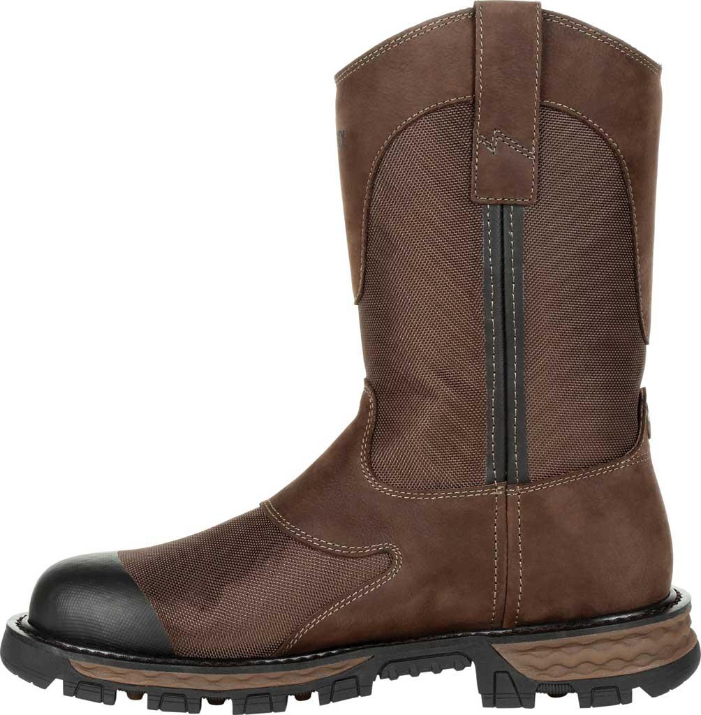 Men's Rocky Cornstalker NXT GTX WP Outdoor Boot RKS0465, Bark Brown Cordura/Full Grain Leather, large, image 3