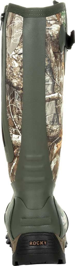 Women's Rocky Sport Pro Insulated Rubber Outdoor Boot RKS0479, Realtree Edge Rubber/Neoprene, large, image 4
