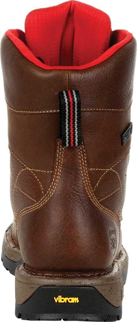 "Men's Rocky Legacy 32 8"" CT Waterproof Work Boot RKK0302, Brown Full Grain Leather, large, image 4"