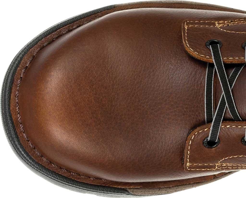 "Men's Rocky Legacy 32 8"" CT Waterproof Work Boot RKK0302, Brown Full Grain Leather, large, image 5"