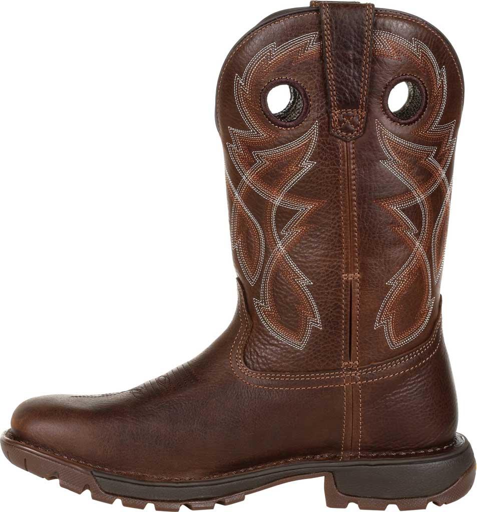 Men's Rocky Legacy 32 Waterproof Western Boot RKW0315, Brown Full Grain Leather, large, image 3