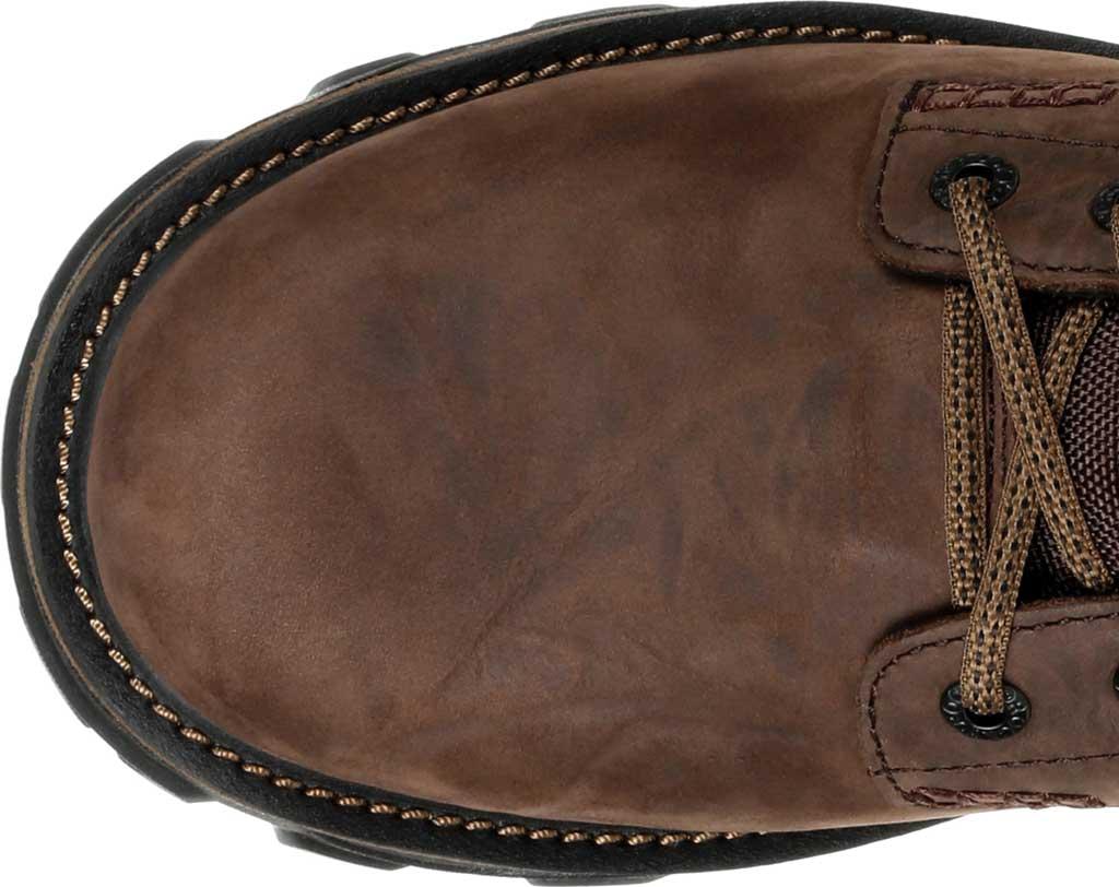 Men's Rocky MTN Stalker WP Insulated Outdoor Boot RKS0473, Bark Brown Full Grain Leather/Nylon, large, image 5
