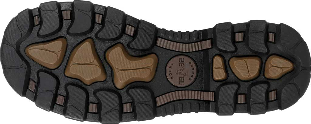 Men's Rocky MTN Stalker WP Insulated Outdoor Boot RKS0473, Bark Brown Full Grain Leather/Nylon, large, image 6