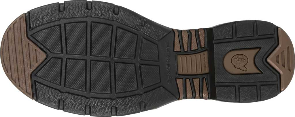 Men's Georgia Boot GB00366 Athens Waterproof Pull On Work Boot, Dark Brown Full Grain Leather/Nylon, large, image 6