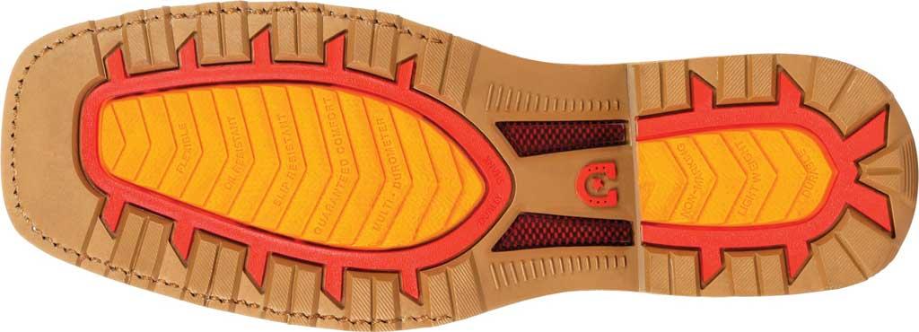 Men's Durango Boot DDB0297 Maverick Pro Steel Toe WP Western Boot, Rugged Tan Full Grain Leather, large, image 6