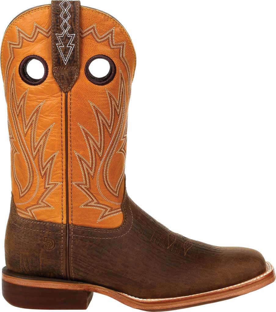 Men's Durango Boot DDB0311 Arena Pro XRT Western Boot, Acorn/Inca Gold Full Grain Leather, large, image 2
