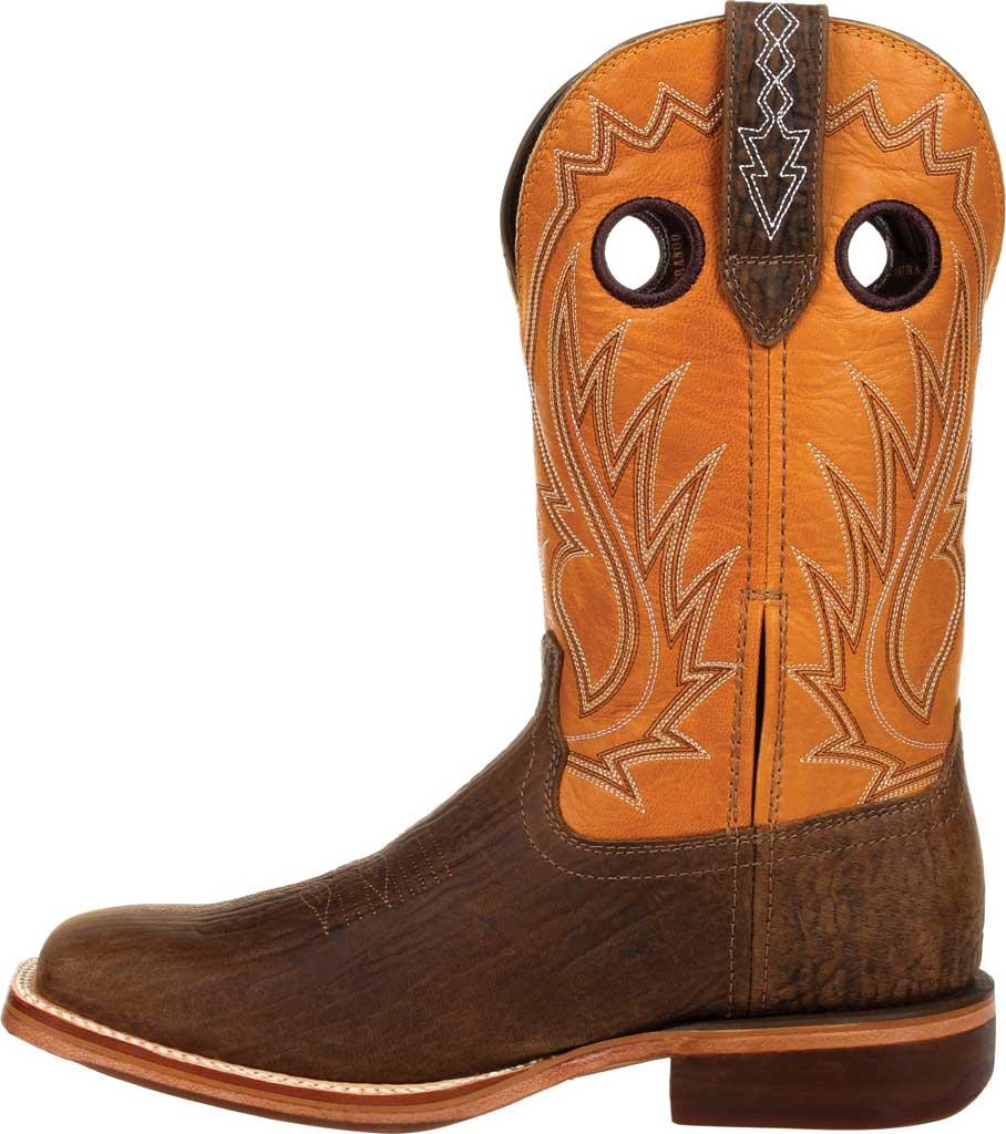 Men's Durango Boot DDB0311 Arena Pro XRT Western Boot, Acorn/Inca Gold Full Grain Leather, large, image 3