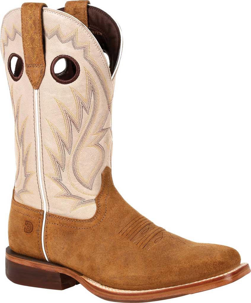 Men's Durango Boot DDB0309 Arena Pro XRT Western Boot, Coffee/Bone Full Grain Leather, large, image 1