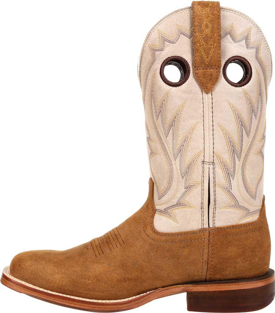 Men's Durango Boot DDB0309 Arena Pro XRT Western Boot, Coffee/Bone Full Grain Leather, large, image 3