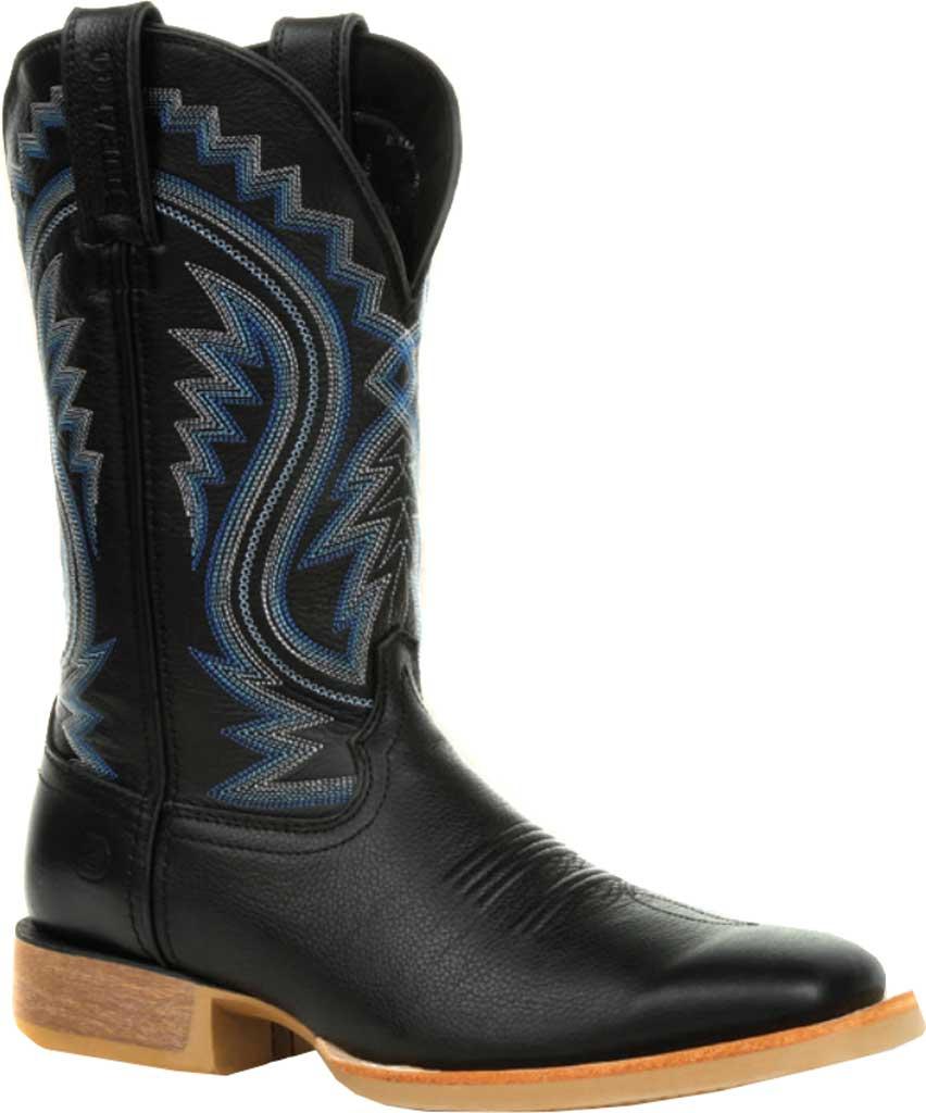Men's Durango Boot DDB0291 Rebel Pro Western Boot, Black Onyx Full Grain Leather, large, image 1